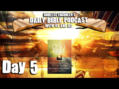 Abram Dishonors Himself in Egypt || Daily Bible Podcast, Day 5