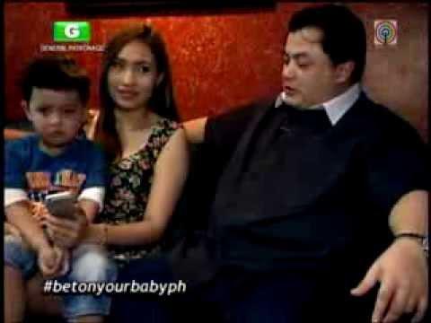 Niño Muhlach introduces wife Abby Tupaz