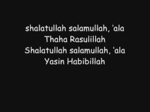Wali - Mari Shalawat (Lirik)