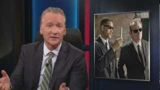 Bill Maher on Republican National Convention 2012 - Real Time