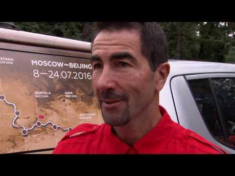 Silkwayrally-2016. Leg 1: Moscow-Kazan