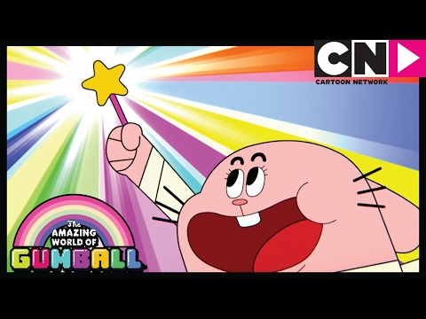 Różdżka | Niesamowity świat Gumballa | Cartoon Network