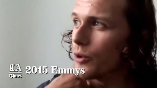 Emmy Contenders Chat:  Sam Heughan of