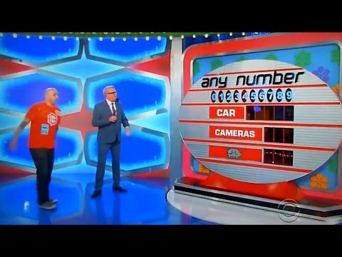 The Price is Right - Any Number - 3/3/2017