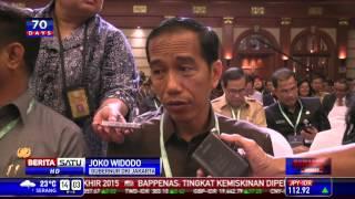 Jokowi: Dana Demo Lebih Baik Dibelikan Ambulans