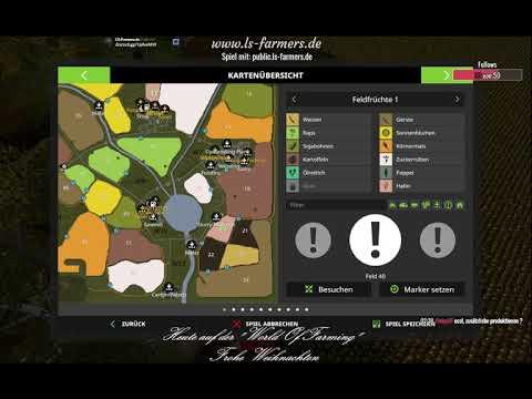 [GER] - World Of Farming ... LS-Farmers.de