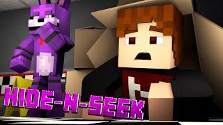 Minecraft FNAF HIDE N SEEK #9 (Five Nights at Freddy's Minigame)