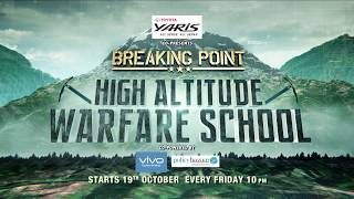 High Altitude Warfare School Promo   True Story of Indian Army Mountain Warriors   Veer By Discovery