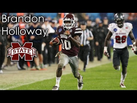 Brandon Holloway Mississippi State Highlights - NFL Prospect