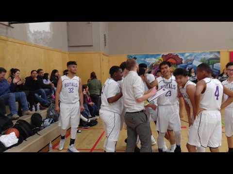 Unity at LPS January 30th 2017 Bushrod Gym, Oakland Californ