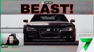 2014 LB R8 V10... DELIVERY & PURPLE STAR!! | CSR Racing 2