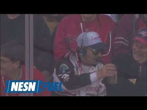 Ghost Of Dale Earnhardt Sr. Makes Appearance At Capitals Game