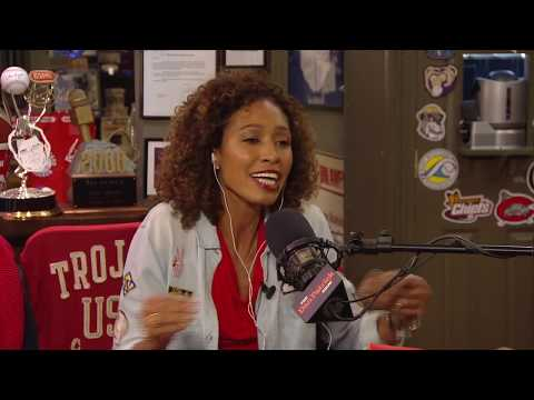 Sage Steele: Robert Lee Wanted Off UVA Game, Not ESPN Brass | The Dan Patrick Show | 8/24/17