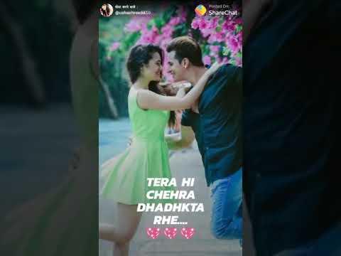 Aankhon Mein Meri Tera Hi Chehra dhadakta Hai ringtone