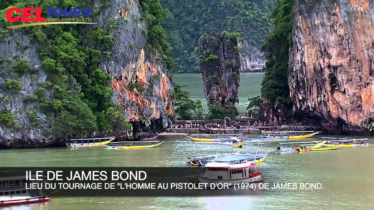 How To Get To James Bond Island