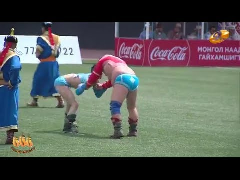 Naadam in Mongolia 2017 Pt. 1 (Performance + Wrestling)