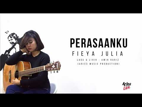 Fieya Julia - Perasaanku (1st Single Demo) Lirik Video HD