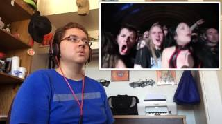 RHAPSODY OF FIRE - Dawn of Victory (LIVE) Reaction!!!
