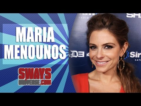 Maria Menounos Settles E! News Controversy with Giuliana Rancic & Shakes it to Baby Got Back