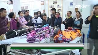 VTC14 |Sập lan can trường học ở Bắc Ninh, 13 cháu nhập viện
