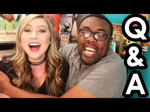 KATIE & ANDRE: THE MOVIE? - Q&A