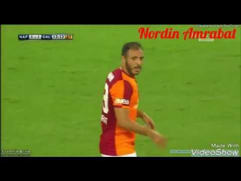 Nordin Amrabat & goals