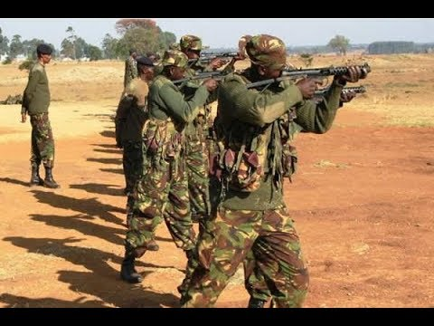 KDF RECRUIT DIES: YOUNG RECRUIT DIES WHILE ENGAGING IN A PHYSICAL EXERCISE