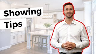 Tips to Prepare Your Home for Showings #movemetotx