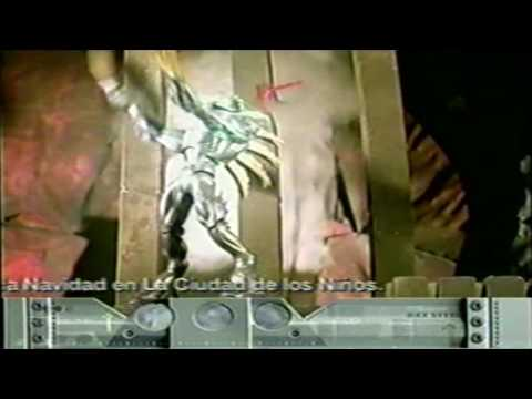 Max Steel Jump and Attack Tv Spot 2006 Remasterizado, prueba 1