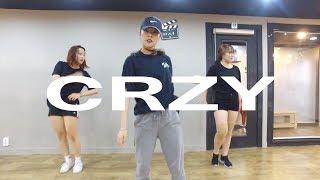 CRZY - Kehlani / Choreography by YUTA