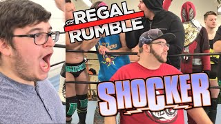 REGAL RUMBLE FOR REAL? YOUTUBE CHAMPIONSHIP 4 Way CHALLENGE Match!