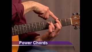 Beginner Guitar Power Chords !