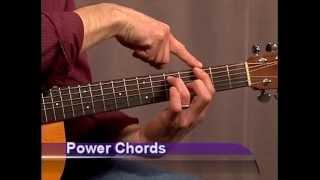 beginner guitar power chords