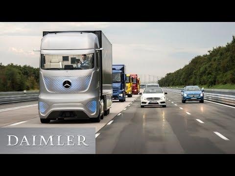 Daimler Trucks: Insight into automation