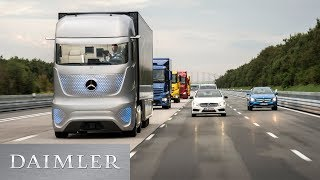 Daimler Trucks: Insight into automation