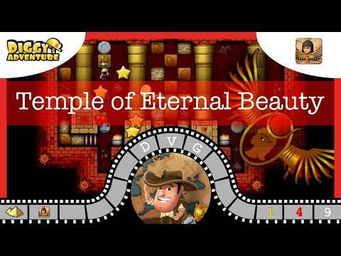 [~Isis~] #9 Temple of Eternal Beauty - Diggy's Adventure