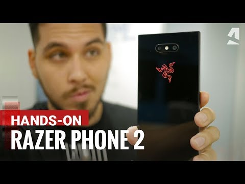 Razer Phone 2 hands-on review
