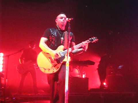 Blue October - Sexual Power Trip - LIVE at Webster Hall, NYC - May 1, 2009