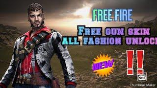 Unlock all the gun skin!!! fashion
