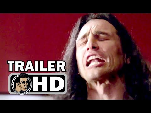 Download Youtube: THE DISASTER ARTIST Official Trailer #2 (2017) James Franco, Seth Rogen The Room Movie HD
