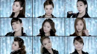 SNSD - MR.TAXI (Split Screen ver.) 少女時代