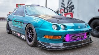 The Turbo Integra That Could RETURNS