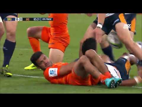 HIGHLIGHTS: Super Rugby Week #10 Brumbies v Jagures