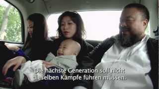 Ai Weiwei - Never Sorry - TRAILER deutsch