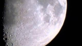 Омск 2015 (Луна).Проверка фото аппарата  Sony Cyber-shot DSC-HX300