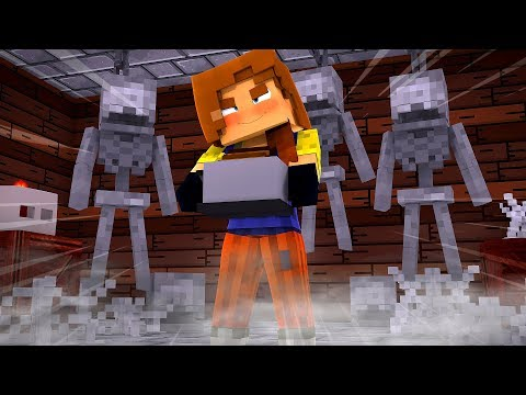 A SECRET CHAMBER!? - MINECRAFT HELLO NEIGHBOR (Roleplay)