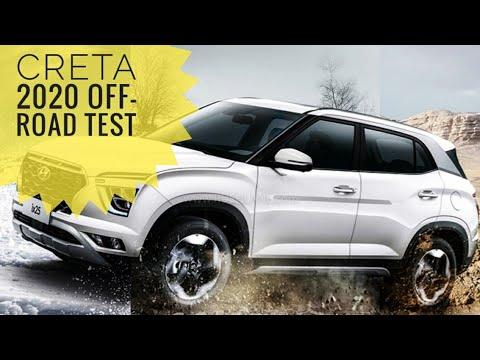 Hyundai Creta 2020 extreme off-road test | Creta off-road drive experience | Creta ground clearance