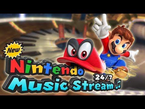 24/7 Nintendo Music Live Stream!