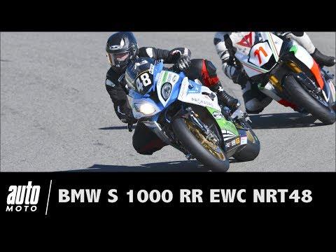 J'ai essayé la BMW S 1000 RR des 24 H du Mans