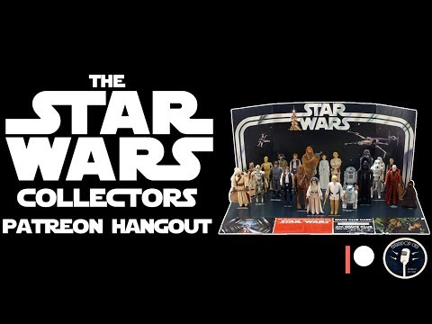 The Star Wars Collectors Patreon Hangout